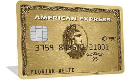 American Express Gold Card inkl. Membership Rewards - Kreditkarte.info