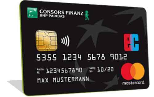 Consors Finanz Mastercard®