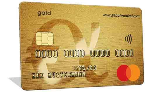 Kostenlose Mastercard Kreditkarten und viele mehr Kostenlose