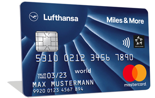 Miles & More Blue Credit Card