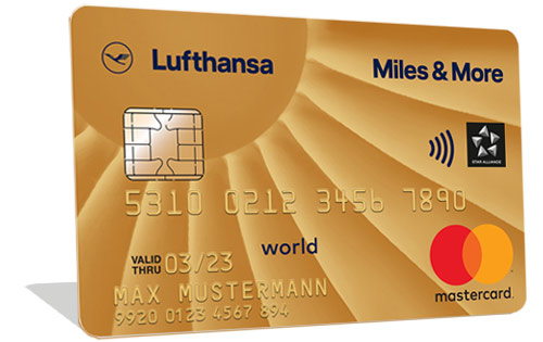 Miles & More Gold Credit Card