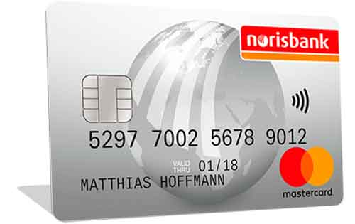 norisbank Top-Girokonto Mastercard