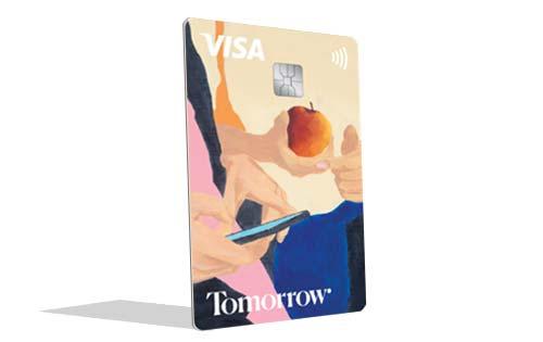 Tomorrow Now Visa Card